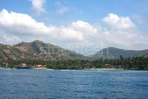 Bali seashore Stock photo © iunewind