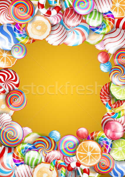 Candies Stock photo © iunewind