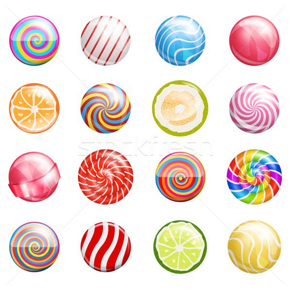 lollipops Stock photo © iunewind