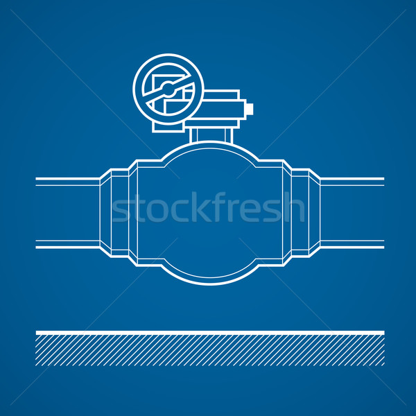 Industrial tap Stock photo © iunewind