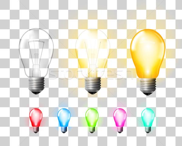 Lamp Stock photo © iunewind