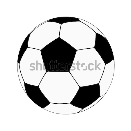 Soccer ball Stock photo © iunewind