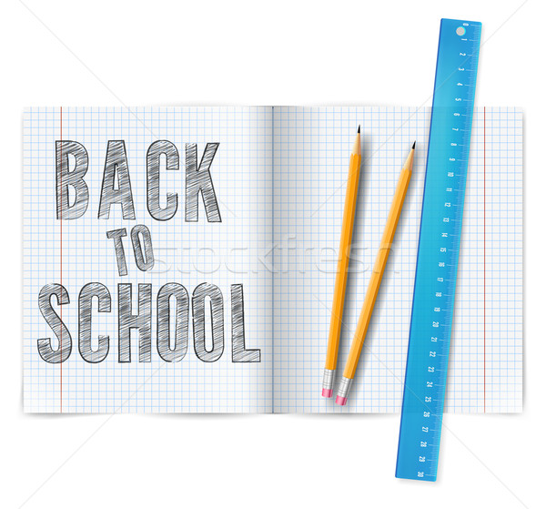 Back to school Stock photo © iunewind