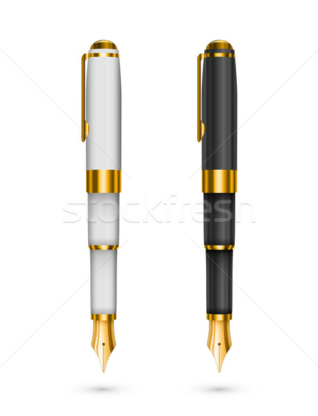 Expensive pens Stock photo © iunewind