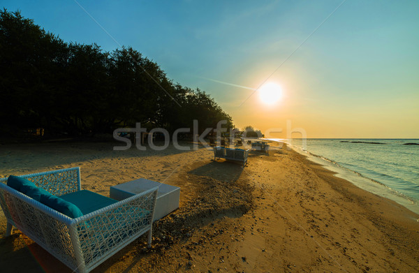 Wild beach Stock photo © iunewind