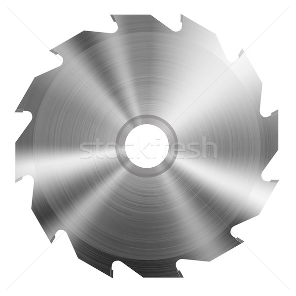 Realistic circular saw Stock photo © iunewind
