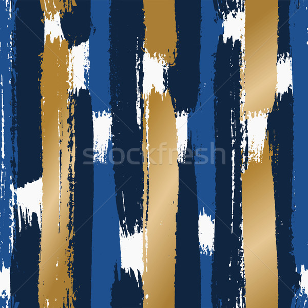 Abstract Brush Strokes Pattern Stock photo © ivaleksa