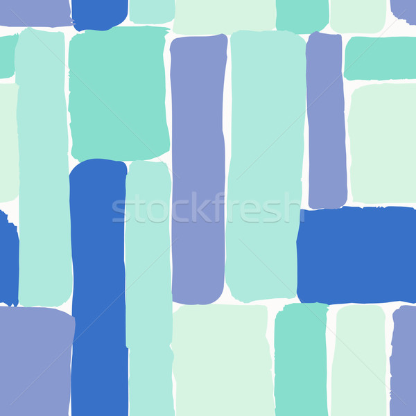 Abstract Brush Strokes Pattern Stock photo © ivaleksa
