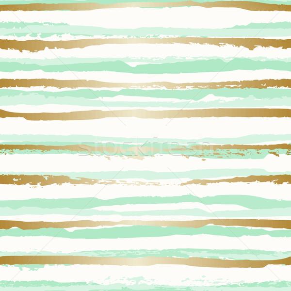 Striped Seamless Pattern Stock photo © ivaleksa