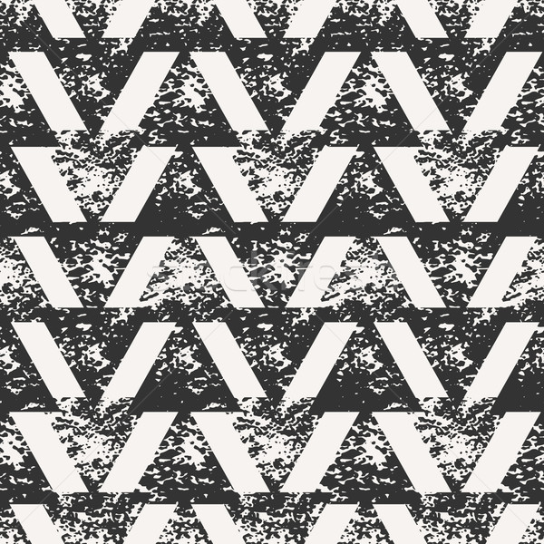 Stockfoto: Abstract · aquarel · geometrisch · patroon · papier