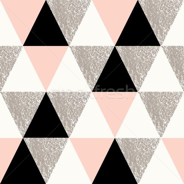 Soyut · geometrik · desen · geometrik · tekrar · model