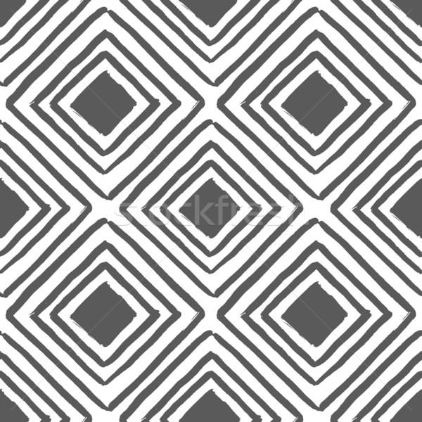 Foto d'archivio: Piazza · forme · bianco · nero · geometrica