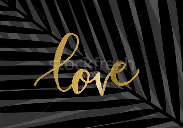 Love Stock photo © ivaleksa