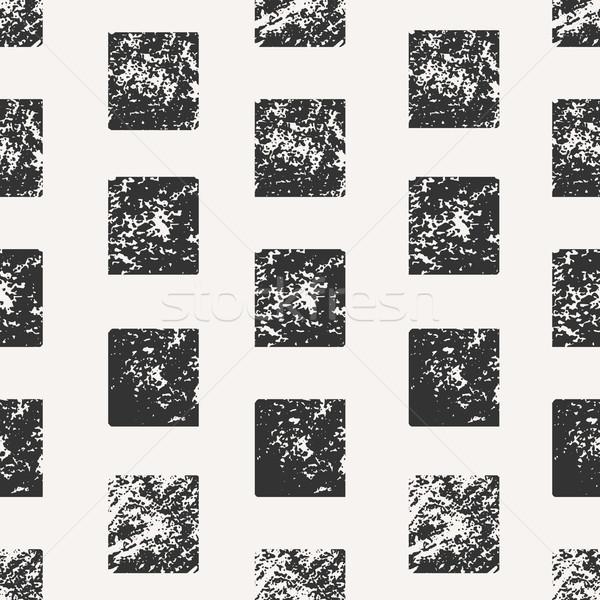 Streszczenie akwarela geometryczny wzór papieru Zdjęcia stock © ivaleksa