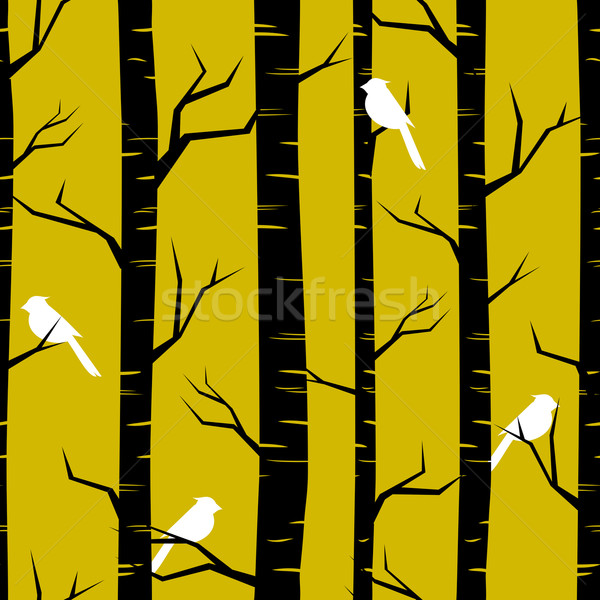 Abstract Forest Background Stock photo © ivaleksa