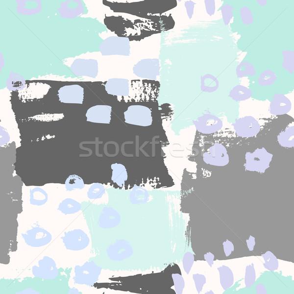 Сток-фото: рисованной · аннотация · стороны · окрашенный