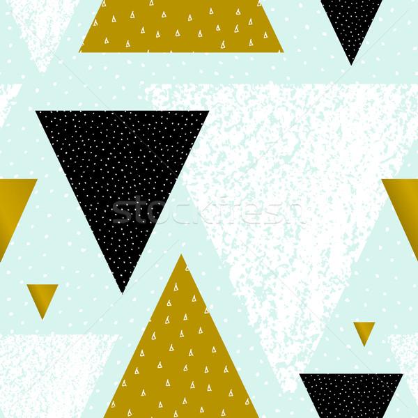 Abstract Geometric Pattern Stock photo © ivaleksa
