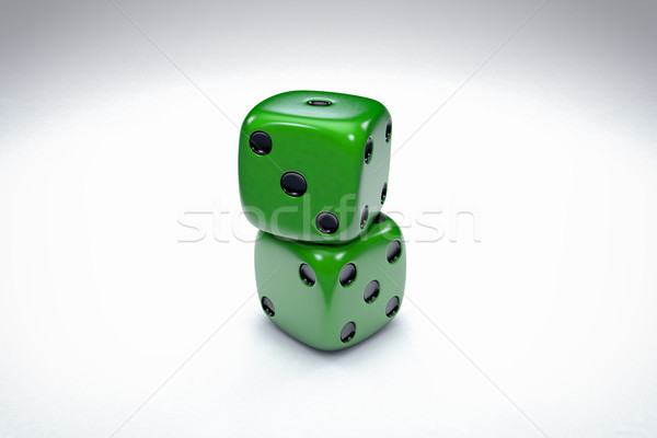 Casino Dice Background Stock photo © IvanC7