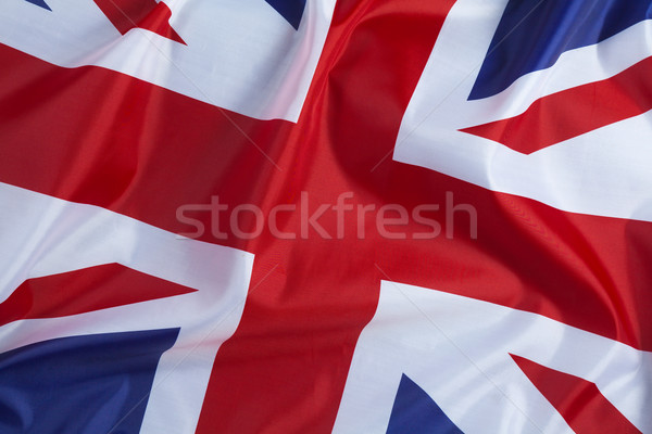 UK, British flag, Union Jack Stock photo © IvicaNS