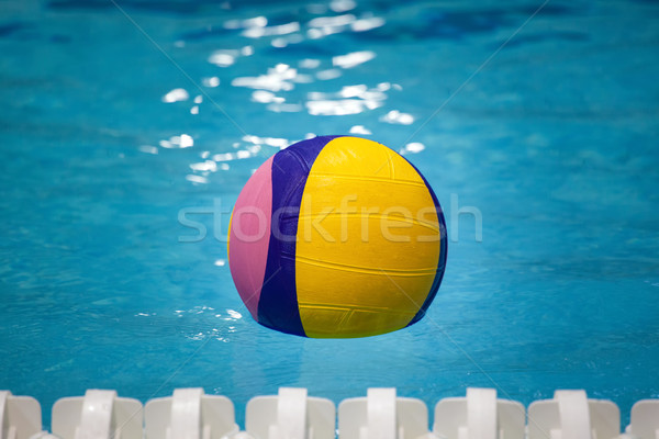 Water polo ball Stock photo © IvicaNS