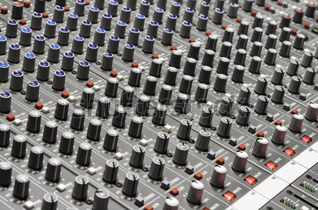 Music production Recording Studio Stock photo © IvicaNS