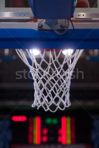 Basketball net Stock photo © IvicaNS