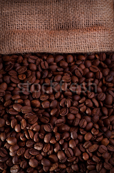 Coffee beans Stock photo © IvicaNS