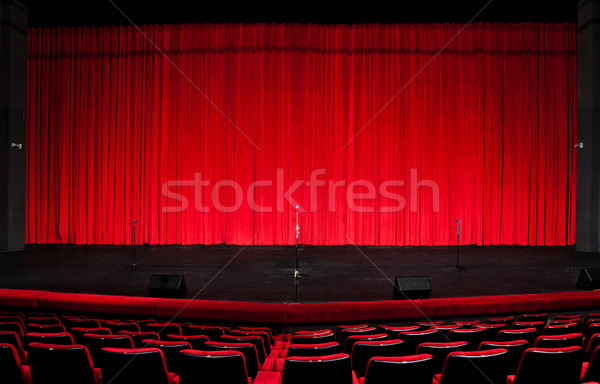 Theater Stock photo © IvicaNS