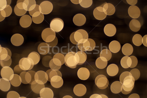 Christmas licht foto bokeh abstract grijs Stockfoto © IvicaNS