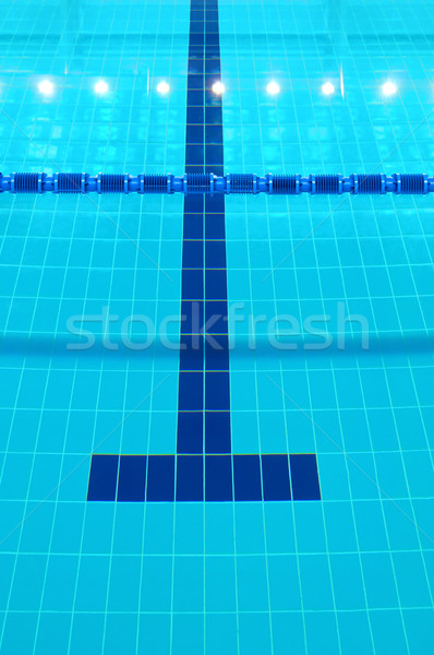 swimming pool Stock photo © IvicaNS