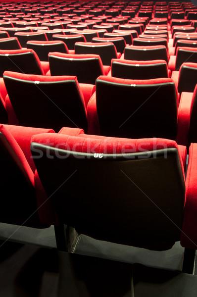 театра аудитория пусто кино конференции зале Сток-фото © IvicaNS