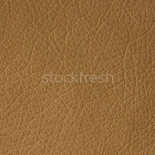 Bőr textúra barna közelkép hasznos természet Stock fotó © IvicaNS