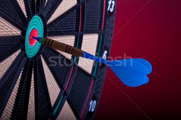 Dart board Stock photo © IvicaNS