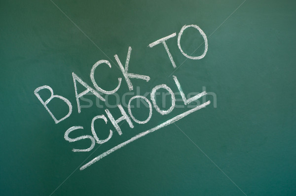 Back to school Stock photo © IvicaNS