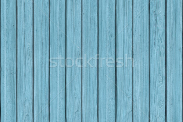 blue grunge wood pattern texture background, wooden planks. Stock photo © ivo_13