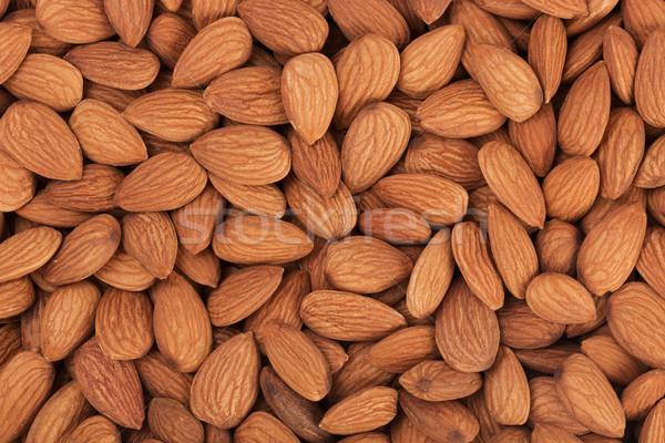 Amandelen voedsel textuur natuur Stockfoto © ivo_13