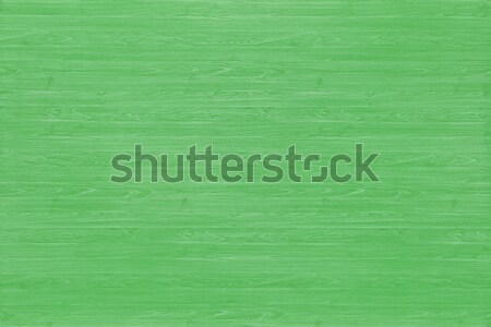 Green colored wood. Green wood texture background. Stock photo © ivo_13