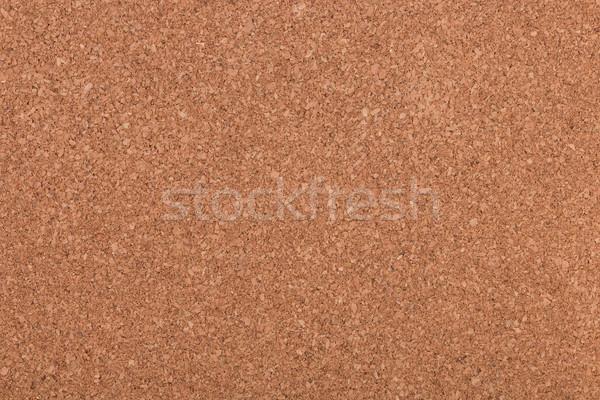 Foto stock: Cortiça · textura · placa · de · cortiça · quadro · de · avisos · escritório · madeira