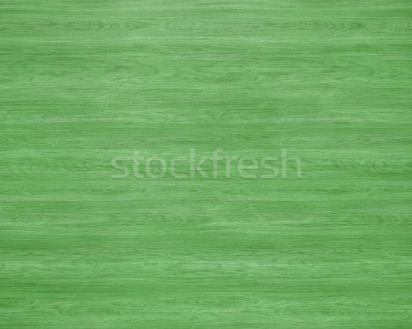 Yeşil renkli ahşap ahşap doku Bina inşaat Stok fotoğraf © ivo_13