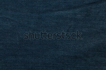 Blauw denim jeans textuur weefsel abstract Stockfoto © ivo_13