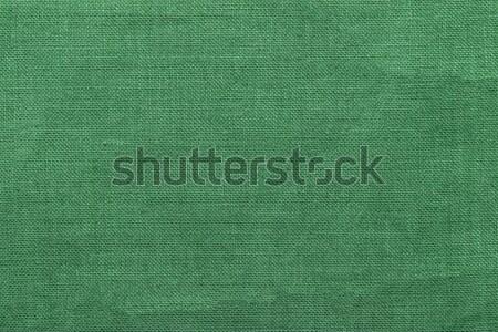 緑 黄麻布 テクスチャ クローズアップ 紙 食品 ストックフォト © ivo_13
