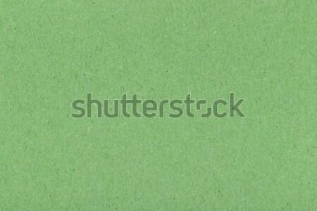 Természetes zöld újrahasznosított papír textúra természet keret Stock fotó © ivo_13
