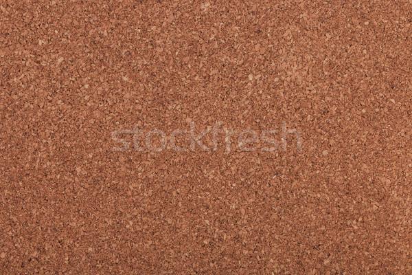 Dugó textúra parafa tábla hirdetőtábla iroda fa Stock fotó © ivo_13