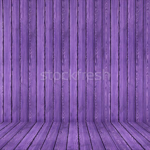 Stock fotó: Fa · textúra · lila · fa · fal · padló · textúra