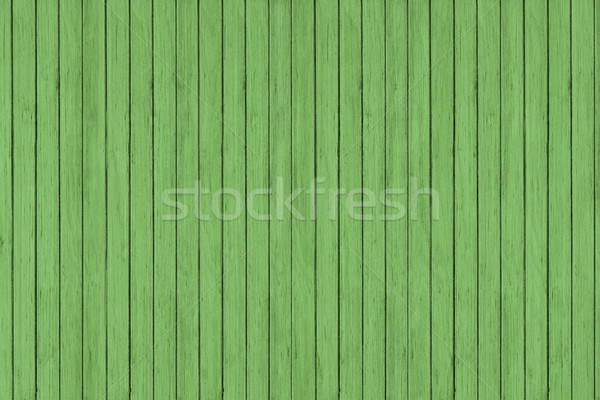 green grunge wood pattern texture background, wooden planks. Stock photo © ivo_13
