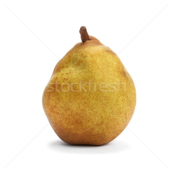 pears one on white background Stock photo © ivo_13