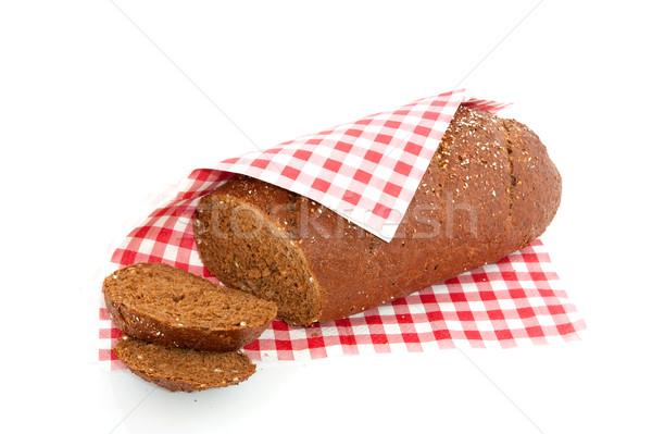 Brown bread Stock photo © ivonnewierink