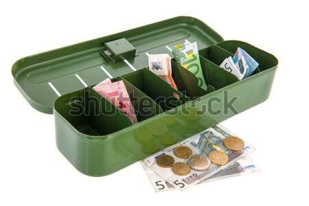 お金 予約 将来 目的 紙 緑 ストックフォト © ivonnewierink
