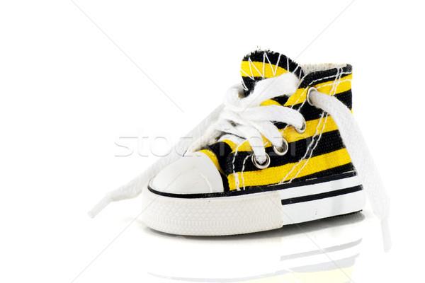 sporting shoe Stock photo © ivonnewierink