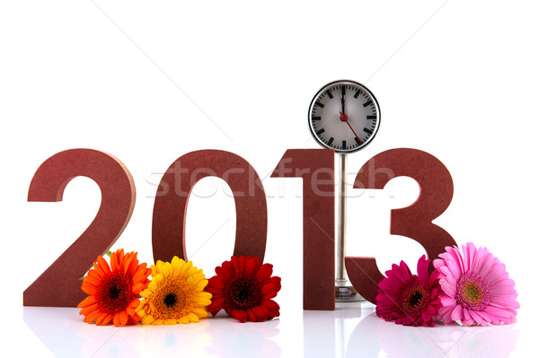 Happy new year Stock photo © ivonnewierink